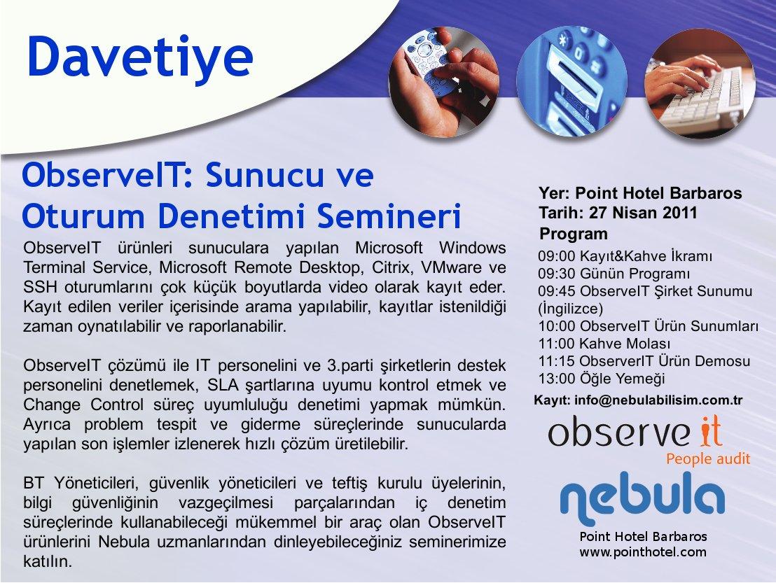 27Nisan-observeIT-davetiye